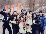 Чемпионат мира по зимним видам парусного спорта