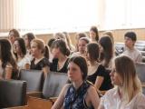 Встреча студентов 1 курса с представителями ДОУ