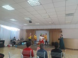 Праздник Масленицы в «Гармония»