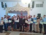Участие студентов в городском  молодежном политическом форуме