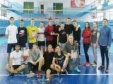 Первенство колледжа по волейболу среди юношей