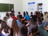 Правовое просвещение студентов 15 мая