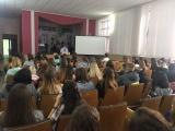 Правовое просвещение студентов (май 2019)