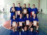 Соревнования во волейболу среди мужских команд