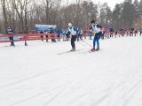 Спартакиада ССУЗов по лыжным гонкам