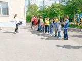 Веселые старты в «Гармонии» ко Дню защиты детей