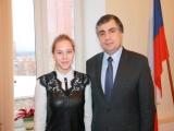 Встреча с министром образования