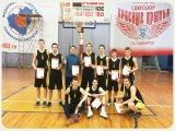 Успехи в баскетболе