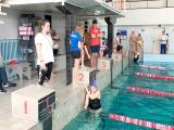 Спартакиада по плаванию среди учителей