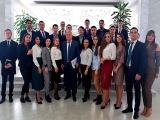 Встреча губернатора Д.Азарова с молодежным активом